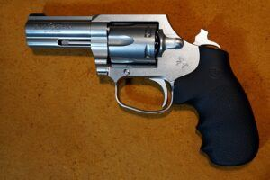 This is a revolver